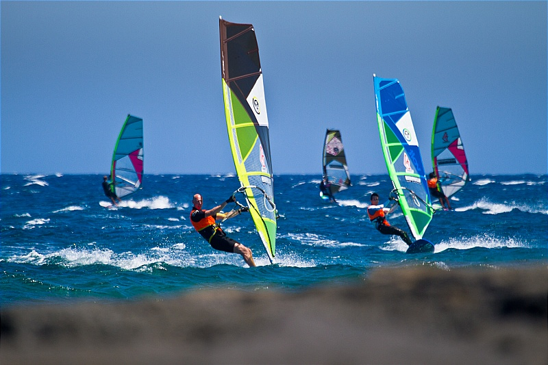 Fanatic Windsurf Camp - Lanzarote - Canary Islands with Tom Brendt