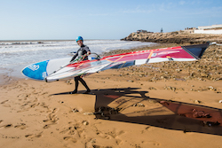 Tom Brendt Moulay Wave Camp