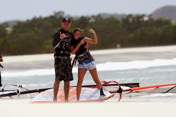 Girls Windsurf & Kitesurf Coaching Holidays