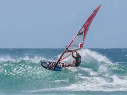Jem Hall Brazil 2018 Windsurf Clinic