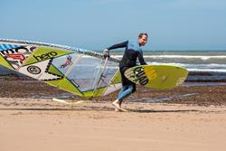 Moulay Wave Sailing Clinic - Morocco.