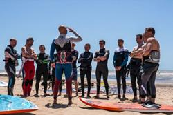 Moulay Wave Sailing Clinic - Jem Hall