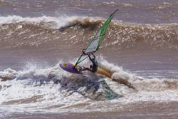 Moulay Wave Sailing Windsurfing Clinic - Jem Hall