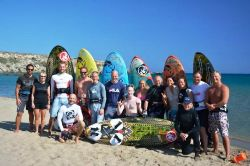 Jem Hall Windsurfing Clinics 2015
