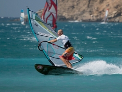 Jem Hall Windsurf Clinic Video RHODES