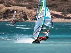 NEW Jem Hall Windsurf Clinic Greece Sept 2020