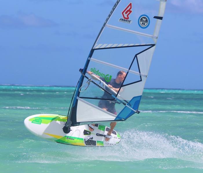 Jem Hall Windsurfing Clinic Tobago, Caribbean 2019 | Sportif