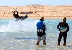 Dakhla, Morocco Kitesurf Camp with Kirsty Jones
