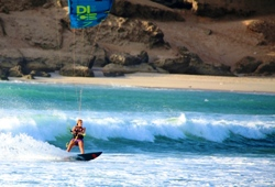 NEW Kirsty Jones Kitesurfing Camp Dakhla