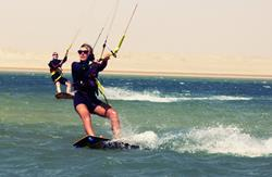 NEW 2016 Kitesurf Camps Kirsty Jones Dakhla