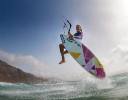 Dakhla Kitesurf Camp with Kirsty Jones