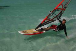 El Yaque windsurf centre pictures
