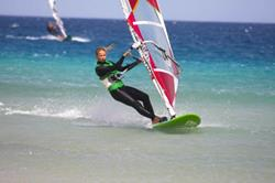 Simon Bornhoft Canary Is Windsurfing Clinic 2016