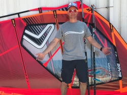 Simon Winkley Windsurf Clinics with Sportif Travel