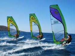 Simon Winkley Alacati Windsurf Clinic