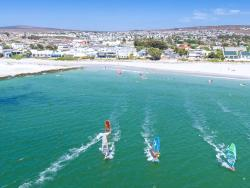 Simon Winkley Windsurf Clinic to Langebaan SA