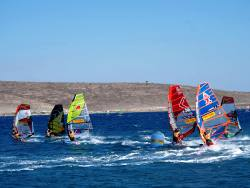 Alacati Turkey PWA Windsurf World Cup Videos