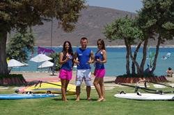 Alacati Bay - windsurf holiday location.