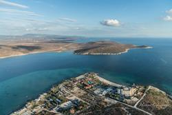 Alacati Bay - Turkey. Windsurf, kitesurf, SUP holiday. Alacati Bay.