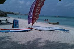 Aruba, Caribbean - learn to windsurf holiday