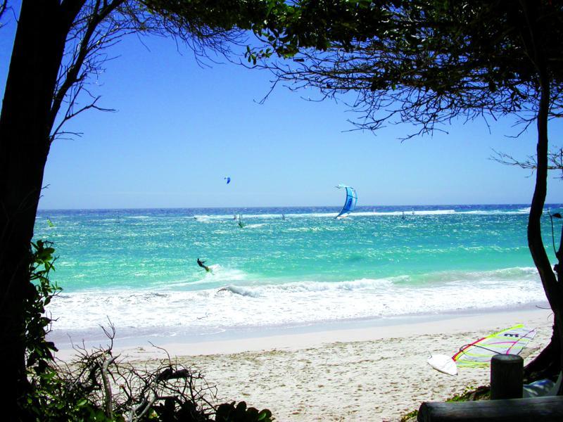 Barbados Windsurf And Kitesurf Holidays With Sportif Travel 8 Silver Sands To Rock Kite Beach