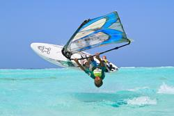 The Caribbean, Bonaire, Windsurf centre