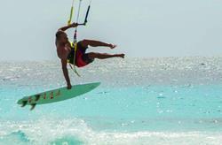 Bonaire Kitesurf Centre - action
