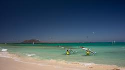 Corralejo, Fuerteventura Waterstarting Clinic.
