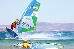 Windsurf Holiday Centre - Karpathos. Freestyle.