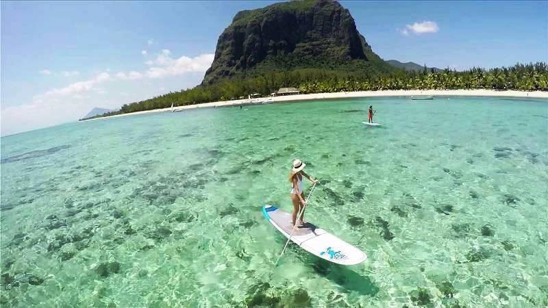 Mauritius Windsurf And Kitesurf Holidays With Sportif Travel