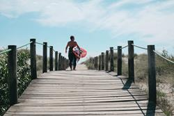 Portugal - Surfing holiday.