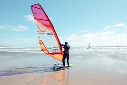 Portugal - windsurf holiday. Praia do Cabedelo beach.
