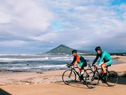 Portugal - Cycling multi sport holiday. Praia do Cabedelo