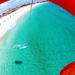 Cape Verdes Kitesurfing Holiday on Sal Island