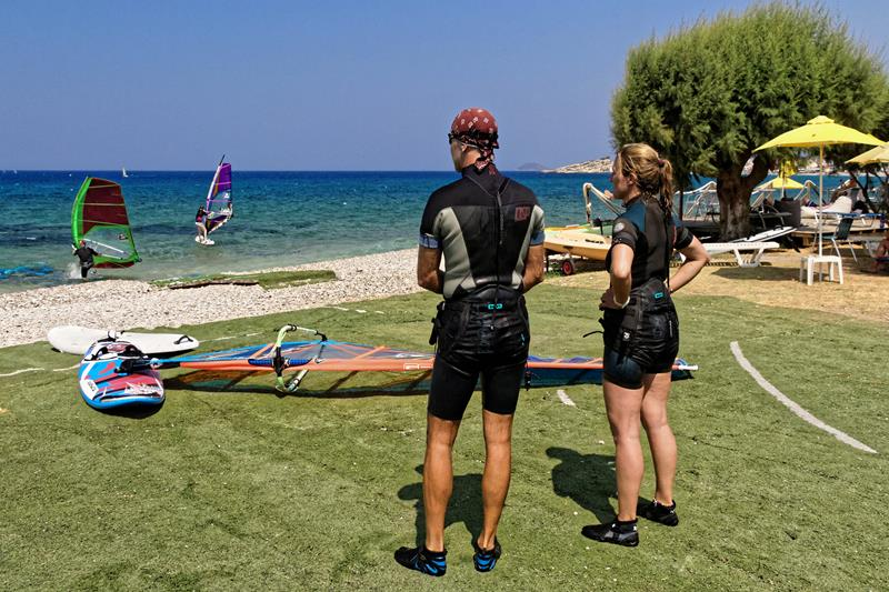 Samos Windsurf and Kitesurf Holidays with Sportif Travel