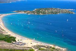 Italy - Sardinia Windsurf, Kitesurf, SUP, Sailing, Bike Holiday. Porto Pollo.