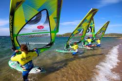 Italy - Sardinia Windsurf Holiday. Porto Pollo.