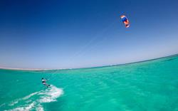 Soma Bay - Red Sea. Kitesurf holidays.