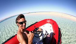 Soma Bay - Red Sea. Windsurf and Kitesurf centres.