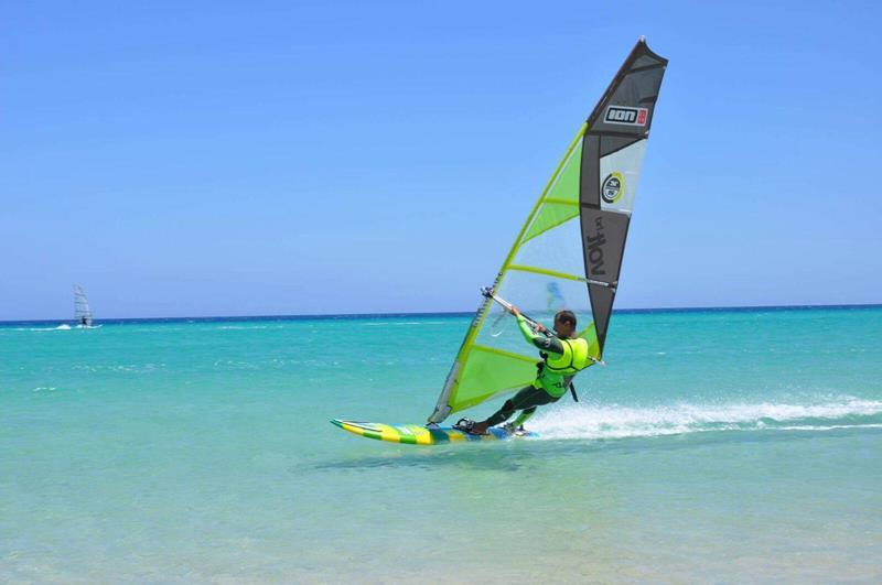 Tom Brendt Fuerteventura Windsurf Camp with Sportif Travel