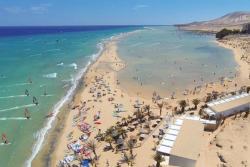 Windsurf, Kitesurf, SUP and surf in Sotavento - Fuerteventura.