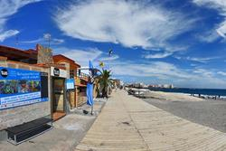 El Medano, Tenerife - Canary Islands. Tenerife Windsurfing Centre.