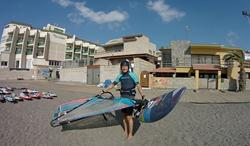 Tenerife, El Medano windsurf holiday.