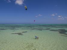 Tobago - Caribbean. Windsurf, kitesurf, SUP.