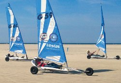 Beach Sailing in Sotavento