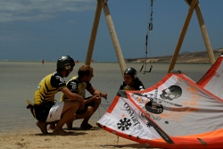 Learn to Kitesurf Holiday