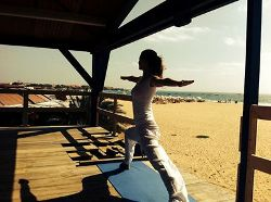 Yoga Classes at Club Mistral Sal Cape Verdes