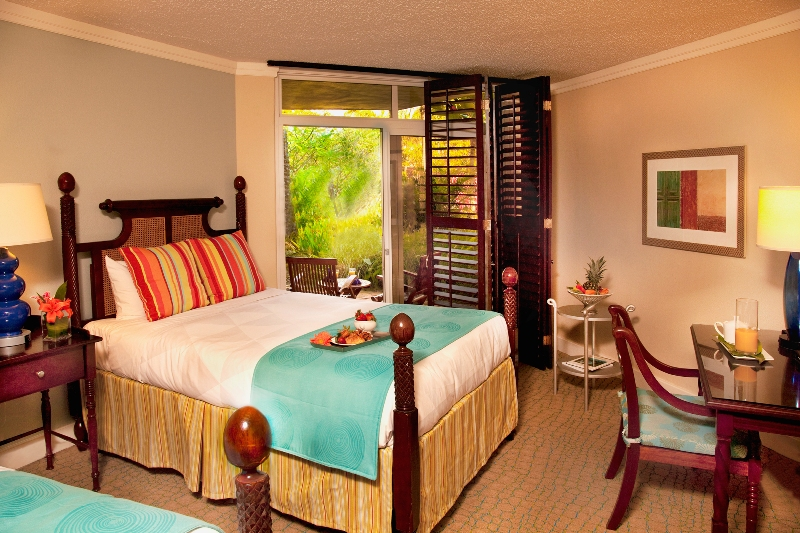 Radisson Hotel Aruba Guest Room