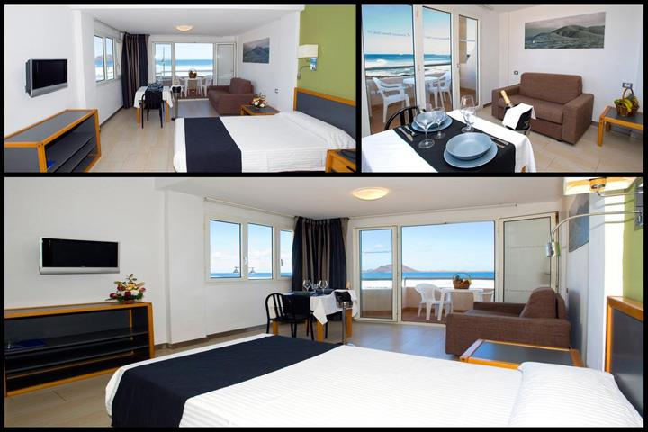 Hotel Dunas Club Corrajelo Studio Sea View