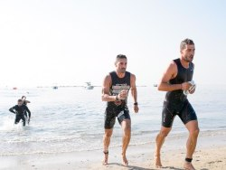Iron Man training with Kypros Nicolaou in Cyprus